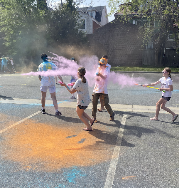 Youth Color war1